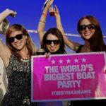 Ibizas best boat party