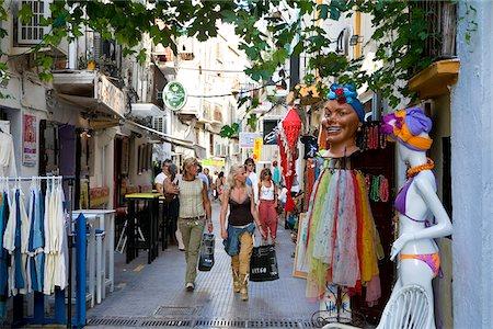 Eivissa shops